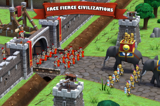 download game Grow Empire Rome free download for mobile 4