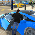 Game Real City Car Driver