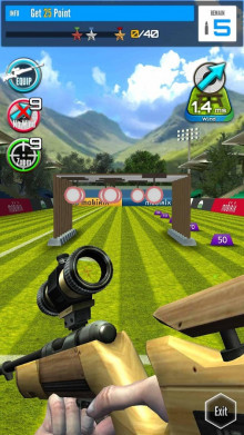 download game Shooting King free download for mobile 2