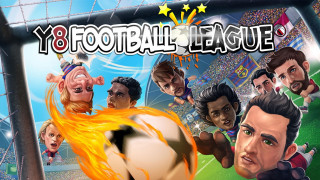 download game Y8 Football League Sports Game free for mobile 1