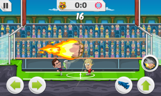 download game Y8 Football League Sports Game free for mobile 4