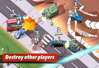 Game Crash of Cars1
