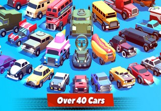 Game Crash of Cars4