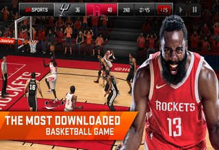 NBA LIVE Mobile Basketball1