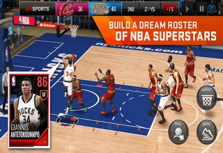 NBA LIVE Mobile Basketball2