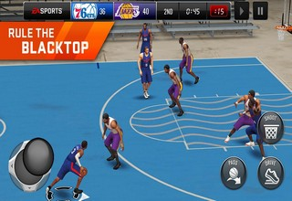 NBA LIVE Mobile Basketball3