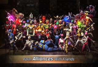 Power Rangers Legacy Wars4
