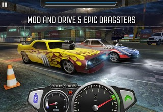 Top Speed Drag & Fast Street Racing 3D-1
