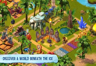 Game Ice Age Village2