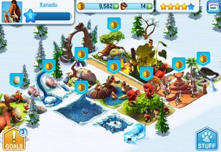 Game Ice Age Village5