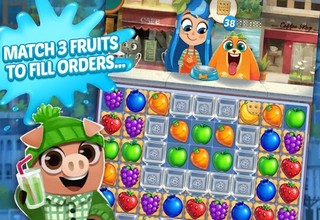 Juice Jam - Puzzle Game & Free Match 3 Games3