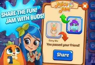 Juice Jam - Puzzle Game & Free Match 3 Games4
