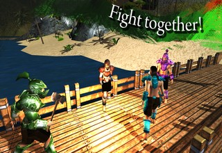 Survival Island Online MMO2
