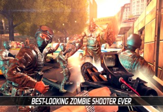 UNKILLED - Zombie Horde Survival Shooter Game1