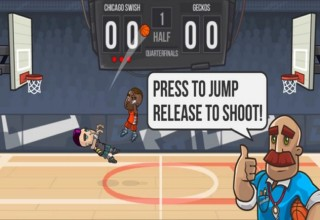 Basketball Battle Beta 1