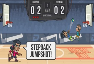 Basketball Battle Beta 2