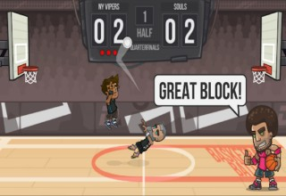 Basketball Battle Beta 4