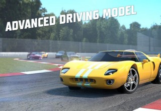 Game Need For Racing New Speed Car 4