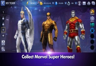 MARVEL Future Fight 1