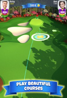 Game Golf Clash 2