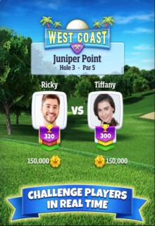 Game Golf Clash 4