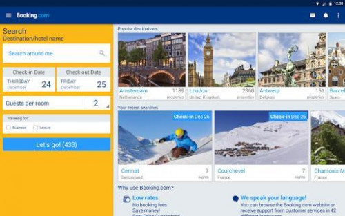 Booking.com Travel Deals 7