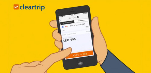 Cleartrip – Flights, Hotels, Train Booking App 8
