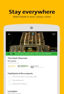 Cleartrip - Flights, Hotels, Train Booking App 1