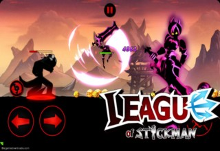 League Of Stickman  1