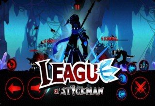 League Of Stickman  3