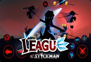 League Of Stickman  4