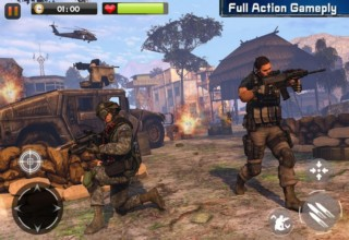 Real Commando Secret Mission 3