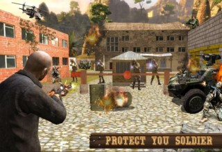 Real Commando Secret Mission 5