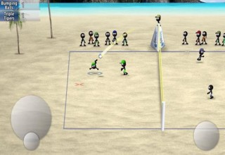Stickman Volleyball 5