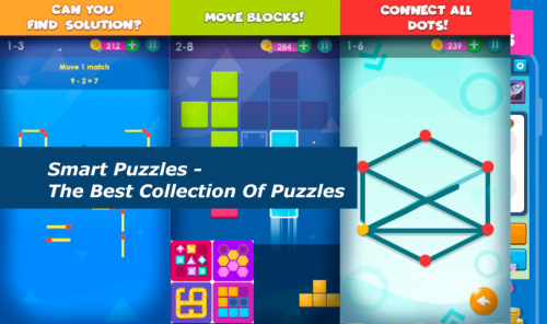 Smart Puzzles Collection 2